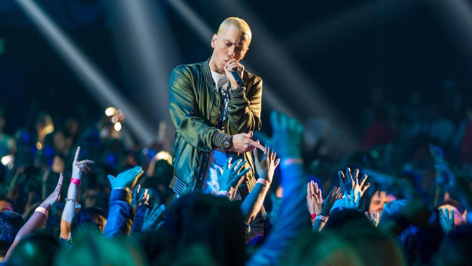 eminem latest movie trailers