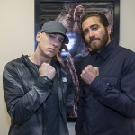 Jake Gyllenhaal & Antoine Fuqua Talk Working With Eminem On Southpaw Soundtracks