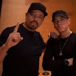 "Eminem Wears the T-shirt of Legendary Ice-T's ""Power"" at Lollapalooza. Ice Reacts on Twitter"