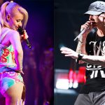 Iggy Azalea Says She's Fan of Eminem, Especially When He Makes Fun of People (2013)