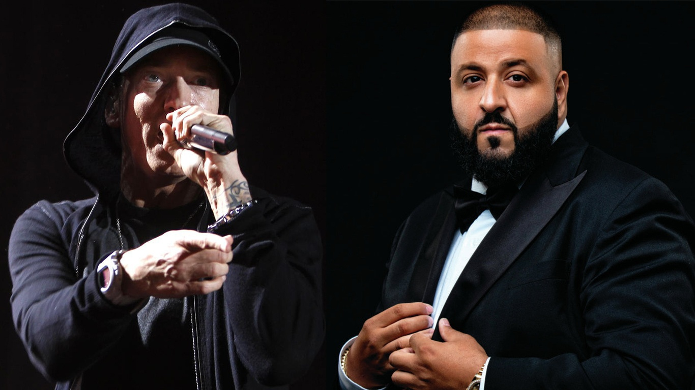 New Interview DJ Khaled Im Working On The New Album And I Want
