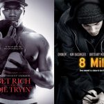 """Comparing """"Get Rich Or Die Tryin'"""" & """"8 Mile"""" in Numbers"""