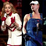"Elton John, Madonna, Stevie Wonder Stand Up in Support of Eminem's ""MMLP"" (2001)"