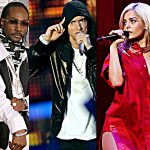 "Celebrities React to Eminem's ""The Storm"" Freestyle at BET Hip-Hop Awards 2017"