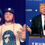 "Archive Interview: Donald Trump calls Mac Miller ""the next Eminem"""