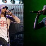 """Meek Mill shouts out Eminem in a new song """"Stay Woke,"""" raps he wants a verse from him"""